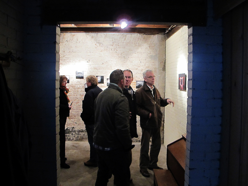 Nederland, Amersfoort, 15 jan 2012.Kunst Kijkroute Amersfoort..Foto (c): Michiel Wijnbergh