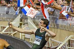 July 20, 2018 - Monaco, France - 110 metres haies hommes - Sergey Shubenkov  (Credit Image: © Panoramic via ZUMA Press)