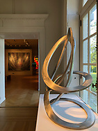 Roslyn, New York, U.S. August 4, 2019. Energy: The Power of Art Exhibition and Outdoor Sculptures at the Nassau County Museum of Art, at former estate on Gold Coast of Long Island.