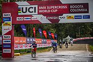 2021 UCI BMXSX World Cup<br /> Round 4 at Bogota (Colombia)<br /> Main<br /> ^me#33 DAUDET, Joris (FRA, ME) Shimano, Chase, FLY<br /> ^me#278 RAMIREZ YEPES, Carlos Alberto (COL, ME) GW<br /> ^me#130 PILARD, Arthur (FRA, ME) DN1 Saint-Brieuc, Sunn, Pride, Kenny