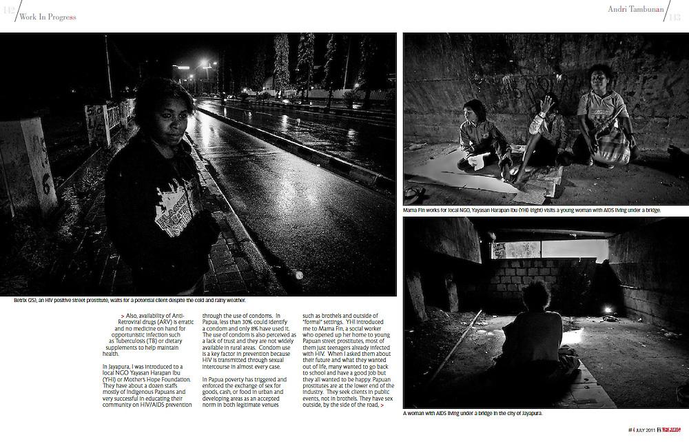 F8 Magazine, 2011.