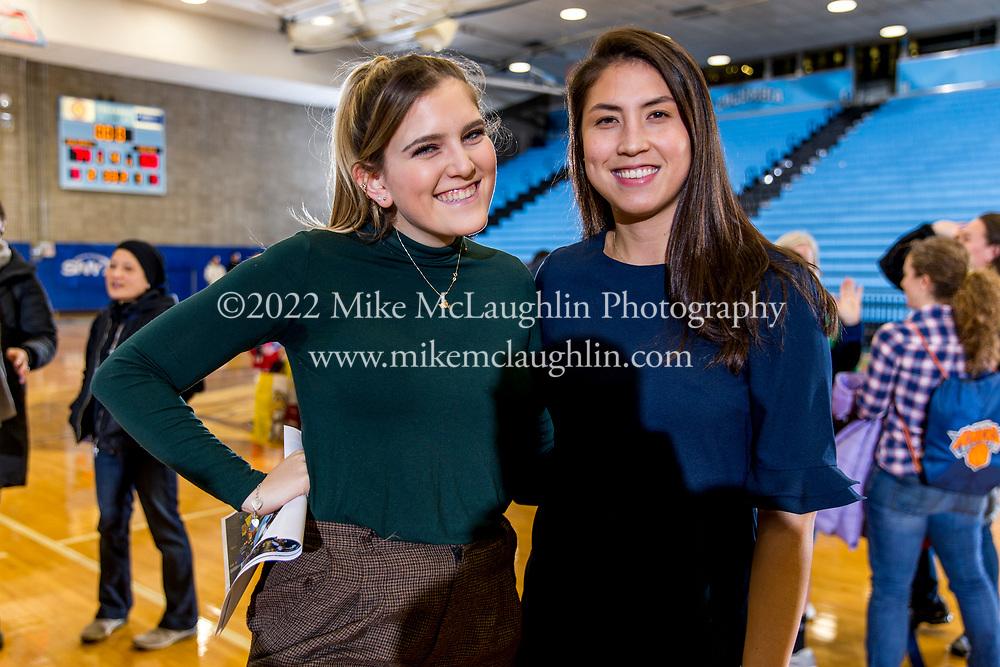 February 1, 2020 New York, NY<br /> Columbia University women's basketball v. Brown.<br /> 2019 Mike McLaughlin<br /> https://mclaughlin.photoshelter.com/<br /> Mike McLaughlin