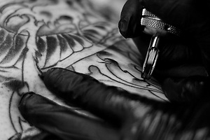 Tattoo + You, A Photo Story of Body Ink