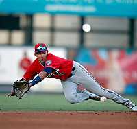 Miracle(Twins) Royce Lewis during  a game against the Hammerheads.<br /> By Tom DiPace<br /> <br /> By (PAY Tom DiPace)