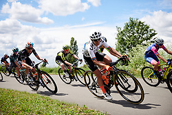 Ashleigh Moolman Pasio (RSA) at Stage 2 of 2019 OVO Women's Tour, a 62.5 km road race starting and finishing in the Kent Cyclopark in Gravesend, United Kingdom on June 11, 2019. Photo by Sean Robinson/velofocus.com