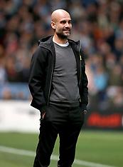 Manchester City v Bristol City - Semi-Final Second Leg - 23 January 2018