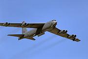 B-52H bomb bay doors open