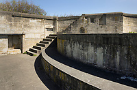Battery Valleau, Fort Casry State Park, Whidbey Island, Washington.