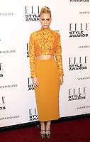 Poppy Delevingne, ELLE Style Awards, One Embankment, London UK, 18 February 2014, Photo by Richard Goldschmidt