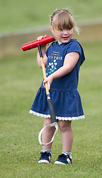 File photo dated 11/06/17 of Mia Tindall, whose parents Zara Phillips and Mike Tindall are expecting their second child, a spokeswoman for the couple has said.