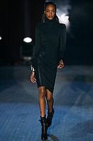 Jourdan Dunn wearing the Alexander Wang Fall 2009 Collection