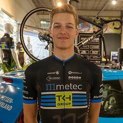 UTRECHT (NED) wielrennen <br /> Tim Marsman