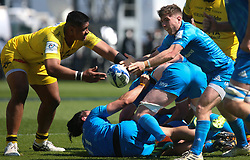 Will SKELTON of Stade Rochelais during the European Rugby Champions Cup, semi final rugby union match between Stade Rochelais and Leinster Rugby on May 2, 2021 at Marcel Deflandre stadium in La Rochelle, France - Photo Laurent Lairys / ABACAPRESS.COM