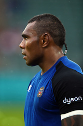 Semesa Rokoduguni of Bath Rugby looks on during the pre-match warm-up - Mandatory byline: Patrick Khachfe/JMP - 07966 386802 - 24/08/2018 - RUGBY UNION - The Recreation Ground - Bath, England - Bath Rugby v Scarlets - Pre-season friendly