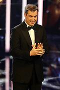 Dr. Markus Söder, Ministerpräsident von Bayern. Verleihung 41. Bayerischer Filmpreis 2019 am 17.01.2020 im Prinzregententheater München.