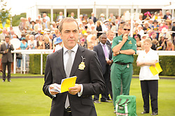 JAMES NESBITT at the third day of the 2010 Glorious Goodwood racing festival at Goodwood Racecourse, Chichester, West Sussex on 29th July 2010.
