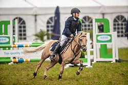 Van Bylen Florian, BEL, Quarqui<br /> Nationaal Tornooi LRV Ponies<br /> Zonnebeke 2019<br /> © Hippo Foto - Dirk Caremans<br />  29/09/2019
