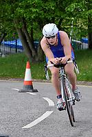 Photo: Paul Greenwood/Richard Lane Photography. Strathclyde Park Elite Triathlon. 17/05/2009. <br />England's Felicity Hart