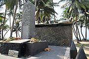 Sri Lanka, Tsunami memorial