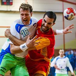 20170608: SLO, Handball - Friendly match, Slovenia vs Montenegro
