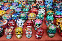 Mexique, Etat du Quintana Roo, Riviera Maya, Cancun, zone hoteliere, artisanat // Mexico, Quintana Roo State, Riviera Maya, Cancun, hotel zone, craft shop