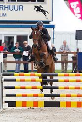 Hegge Leon (NED) - Alore on Saute<br /> KWPN Paardendagen 2011 - Ermelo 2011<br /> © Dirk Caremans