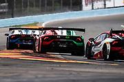 June 24-26, 2021: Lamborghini Super Trofeo: Watkins Glen International. Race 1, 88 Giano Taurino, Taurino Racing, Lamborghini Palm Beach, Lamborghini Huracan Super Trofeo EVO
