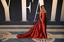Gabrielle Union attending the 2019 Vanity Fair Oscar Party hosted by editor Radhika Jones held at the Wallis Annenberg Center for the Performing Arts on February 24, 2019 in Los Angeles, CA, USA. Photo by David Niviere/ABACAPRESS.COM