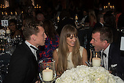 TOM HIDDLESTON; JACQUI AINSLEY; GUY RITCHIE;, Luminous -Celebrating British Film and British Film Talent,  BFI gala dinner & auction. Guildhall. City of London. 6 October 2015.