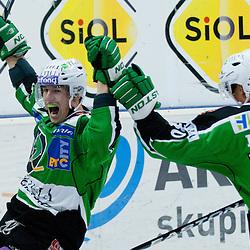 20110923: SLO, AUT, Ice Hockey - EBEL League 2011-2012, 5th Round