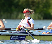 Caversham, Great Britain, GBR W4X. Bow Caragh McMURTY.  No.2, Pam RELPH. GB Rowing media day, 2013 World Cup Team Announcement  at the Redgrave Pinsent Rowing Lake. GB Rowing Training centre. Wednesday  05/06/2013  [Mandatory Credit. Peter Spurrier/Intersport Images]