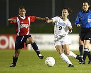 2003.03.22 WUSA Preseason: Carolina vs North Carolina