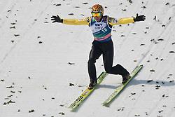 20.03.2010, Planica, Kranjska Gora, SLO, FIS SKI Flying World Championships 2010, Flying Hill Individual 3rd Round, im Bild Noriaki Kasai, ( JPN, #18 ), EXPA Pictures © 2010, PhotoCredit: EXPA/ J. Groder / SPORTIDA PHOTO AGENCY
