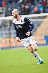 Falkirk's Joe Chalmers.<br /> Falkirk 5 v 0 Cowdenbeath, Scottish Championship game played today at The Falkirk Stadium.<br /> © Michael Schofield.