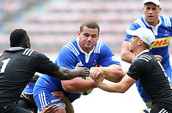 Wilco Louw during Western Province training session held at Newlands Rugby Stadium in Cape Town, South Africa on 15th September 2016.<br /> <br /> Photo by Shaun Roy/Real Time Images