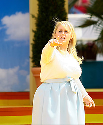 """31.05.2015, Europapark, Rust, GER, TV Show, Immer wieder Sonntags, im Bild Maite Kelly // during the German Music TV Show """"Immer wieder Sonntags"""" at the Europapark in Rust, Germany on 2015/05/31. EXPA Pictures © 2015, PhotoCredit: EXPA/ Eibner-Pressefoto/ Goermer<br /> <br /> *****ATTENTION - OUT of GER*****"""