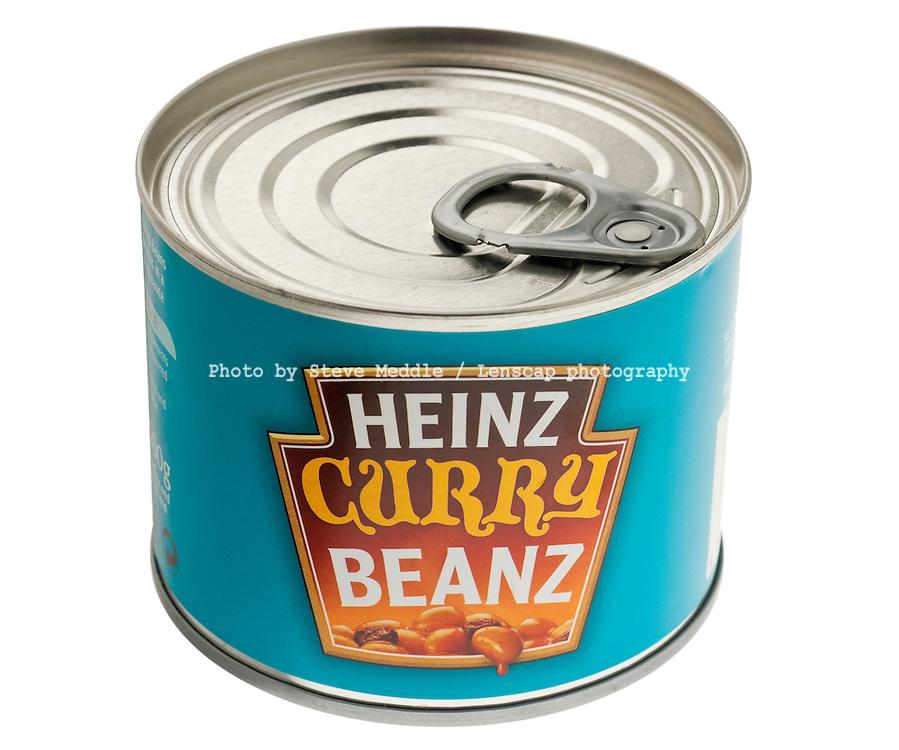 Heinz Curry Flavoured Beanz - 2011