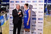 DESCRIZIONE : Caorle Amichevole Pre Eurobasket 2015 Nazionale Italiana Femminile Senior Italia Australia Italy Australia<br /> GIOCATORE : Giancarlo Migliola Raffaella Masciadri<br /> CATEGORIA : postgame curiosita<br /> SQUADRA : Italia Italy<br /> EVENTO : Amichevole Pre Eurobasket 2015 Nazionale Italiana Femminile Senior<br /> GARA : Italia Australia Italy Australia<br /> DATA : 30/05/2015<br /> SPORT : Pallacanestro<br /> AUTORE : Agenzia Ciamillo-Castoria/GiulioCiamillo<br /> Galleria : Nazionale Italiana Femminile Senior<br /> Fotonotizia : Caorle Amichevole Pre Eurobasket 2015 Nazionale Italiana Femminile Senior Italia Australia Italy Australia<br /> Predefinita :