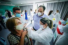 Vacinação dos Profissionais da Saúde