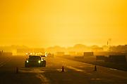March 16, 2013: 61st Mobil 1 12 Hours of Sebring. 48 Marco Holzer, Richard Lietz, Bryce Miller, Porsche 911 GT3 RSR, Paul Miller Racing