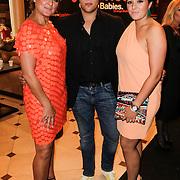 NLD/Noordwijk/20120623 - Orange Babies Gala 2012, Caroline Tensen en kinderen Bob en Lotte