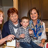 Vollono Family, Thanksgiving 2019