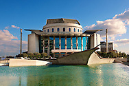 The Hungarian National Theatre, Budapest Hungary