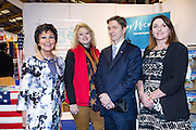 27/1/16 US Chargé d'affaires Reece Smyth at the Michigan Illinois Tourism stand at the Holiday World Show 2017 at the RDS Simmonscourt in Dublin. Picture: Arthur Carron