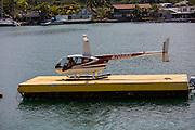 Robinson 44, helicopter, Hawaii