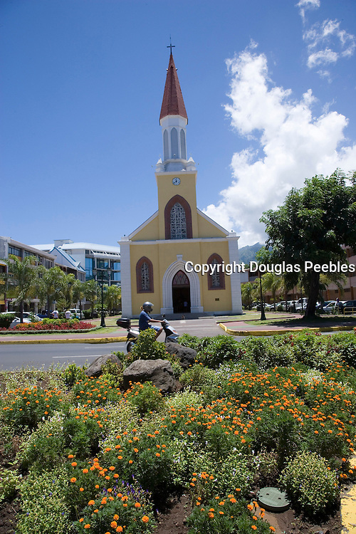 Notre Dame Catholic Cathedral, Papeete, French Polynesia<br />