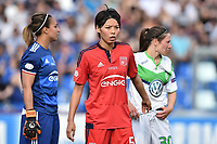 Saki Kumagai Lyon <br /> Reggio Emilia 26-05-2016 <br /> Wolfsburg - Lyon <br /> Women's Champions League Final . Foto Andrea Staccioli / Insidefoto