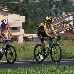 08-08-2020: Wielrennen: Milaan-San Remo: San Remo <br />Antwan Tolhoek