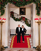 December 18, 2020 (DC): President Donald & First Lady Melania Trump White House Christmas Photo