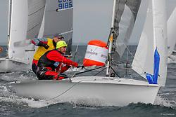 , Kieler Woche 16.06. - 24.06.2018, 505 - GER 9182 - Alexander HOLZAPFEL - Finn BOEGER - Post-Sportverein Koblenz e. V. Segelabteilung
